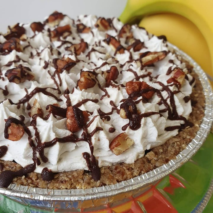 Banoffi Pie serves 6